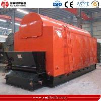Buy cheap Non Pollution Biomass Hot Water Boiler Long Durability Corrosion Resistant from wholesalers