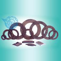 Buy cheap Semi-Metallic Friction Powder Metallurgy Parts for Automobile Brake Plate And Clutch Plate from wholesalers