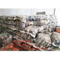 Buy cheap Mens Clothing Used Garments Textile Recycling Second Hand Apparel Transparent Bale from wholesalers