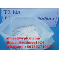 Buy cheap Weight Loss Hormone Powder T3 Liothyronine Sodium CAS 55-06-1 from wholesalers