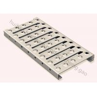 Buy cheap Lock Interlocking GI Grtp Strut Grating FM Type For Catwalk And Stair Treads from wholesalers