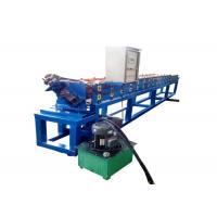 Buy cheap Iron Shutter Door Forming Machine , Galvanized Steel Roll Forming Machine from wholesalers