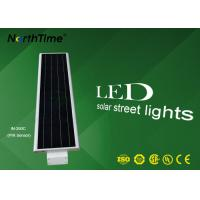 Buy cheap Commercial Solar Street Light With Lithium Battery Long Lasting Illuminations from wholesalers