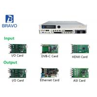 Bidirectional DVB - S2 SFN Demultiplex Receiver High Flexible FPGA Matrix Processing