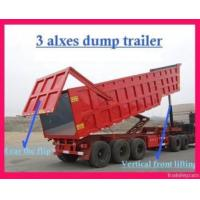 Buy cheap Construction Machinery 80t Loading Dump Trailer from wholesalers