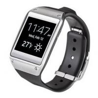 Buy cheap Smart Watch Mobile Phone Android 4.4 MT6572 1.3Ghz Dual Core CPU GPS Wrist from wholesalers