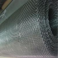 Buy cheap crimped wire mesh scrubber galvanised wire mesh scrubber Stainless Steel Mesh Scourer in net bag from wholesalers
