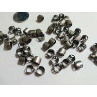 Buy cheap ISO 9001 2008 certificated deep drawing sheet metal stamped parts 0.3mm thickness from wholesalers