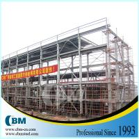 Buy cheap Fast Installation Antiseismic Light Steel Structure Buildings from wholesalers