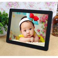 Buy cheap Decorative Desktop 12 Inch Resistance Touch Screen Digital Photo Frames 800*600 from wholesalers