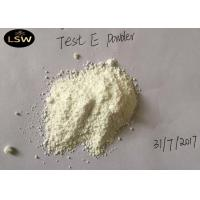 Buy cheap Test E Testosterone Anabolic Steroid , Testosterone Enanthate Powder CAS 315-37-7 from wholesalers