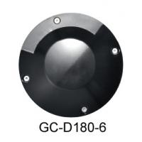 Buy cheap GC-D180-6 Strengthened glass, aluminium high-pressure-cast Inground Lighting from wholesalers