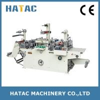 China Automatic Roll-to-roll Stickers Die-cutting Machine,Label Die Cutter,Steel Plate Anti-skid Plate Embossing Machine on sale