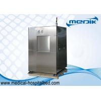 Buy cheap Horizontal Hospital Autoclave Sterilizer With SS304 Full Jacket Chamber from wholesalers