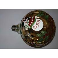 Buy cheap CE ROHS G125 Decorative Led Light Bulbs Vintage Filament Bulbs from wholesalers