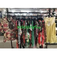 Clean High Quality Second Hand Clothes ,  Popular Used Girls Clothes Silk Blouse