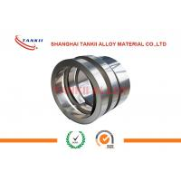 Buy cheap 1.23 Resistivity Fecral Alloy Resistance Heating Strip With Bright / Oxidation Surface from wholesalers