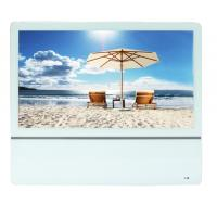 Buy cheap High Brightness All In One PC Touch Screen Wall Mountable LCD Android Display from wholesalers