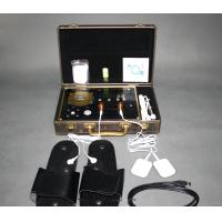 Buy cheap Hot Seller quantum bio-electric body analyzer  with leg massager 34 Reports AH-Q4 product