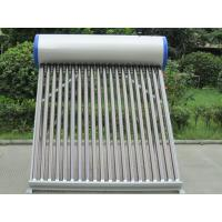 Buy cheap non-pressurized Solar Water Heater & Solar Water Heating from wholesalers