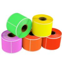 Buy cheap Thermal Paper Self Adhesive Sticky Labels Test And Tag Heat Resistant Anti Fake from wholesalers