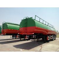 Buy cheap CIMC tractor trailer fuel tank capacity 40 cbm for sale from wholesalers