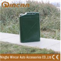 Buy cheap Vertical Zinc Plated 4X4 Off-Road Accessories Oil Tank For Car from wholesalers