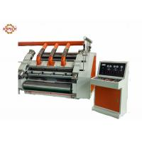 Buy cheap Fingerless corrugation machine / Corrugated Board Production Line / Single Facer from wholesalers