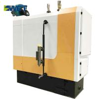 Buy cheap Fully automatic 500kg wood fired high pressure steam boiler for dairy from wholesalers