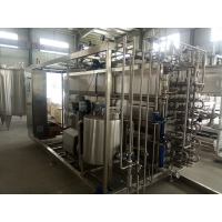 Buy cheap 85-90 Degree UHT Pasteurization Machine For Mango Concentrate 10T/H SUS304 from wholesalers