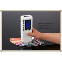 Buy cheap NR60CP colorimeter cielab cielch display mode del*a*b for painting product