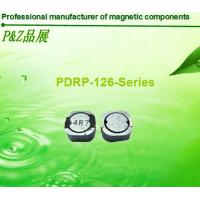 Buy cheap PDRP126 Series 1.1μH~680μH Elliptical low resistance high quality competitive price shielded SMD power inductor from wholesalers