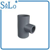 Buy cheap 1  /  2 Inch Spears Pvc Schedule 80 Fittings For Large Wharves Port Works Pipe from wholesalers