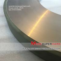Buy cheap Resin Bond Diamond Grinding Wheel For Thermal Spraying Alloy Materials  sarah@moresuperhard.com from wholesalers