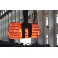 Buy cheap Tubular / cylindrical Forged Steel Roller , Pipe Casing Foring product