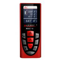 Buy cheap Digital Distance Meter CB-LS2, Laser Class is Class 2M, Laser Type is 635 nm, < 1mW product