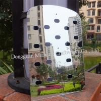 Buy cheap Clear Acrylic mirror Sheet Custom Shapes & Sizes LED Reflector Sheet with LED String from wholesalers