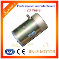 Buy cheap Boat  W9789 O.D114mm Micro DC Motor For Hydraulic Power Unit from wholesalers