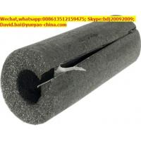 Buy cheap Pipe insulation material closed cell foam tube from wholesalers