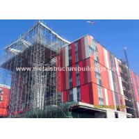 Buy cheap Large Span Prefabricated Industrial Buildings Fire Resistance , Painted With JOTUN from wholesalers