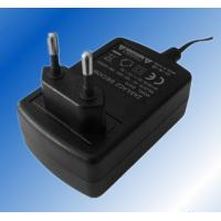 Buy cheap 12V 1 Amp AC Power Adapter 12V UL60950-1 America Plug , Over Load Protection from wholesalers