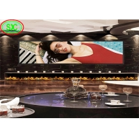 Buy cheap HD Small Pixel Pitch P1.923 LED Advertising Screen Dynamic Smart Display Movie Show from wholesalers