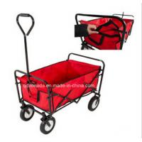 Buy cheap The Mac Sports Folding Utility Wagon in Red/ Folding Cart from wholesalers