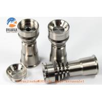 Buy cheap 14mm&19mm domeless female joint titanium nail. GR2 from wholesalers