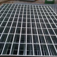 Buy cheap Carbon Steel Wire Rod 32 X 5mm Hot Dipped Galvanized Steel Grating For Stairs from wholesalers