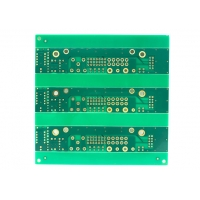 Buy cheap Green Mask FR4 Immersion Gold Rigid 4 Layer PCB Board from wholesalers