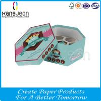 Buy cheap Customized Logo 4C Printed Cupcake Chocolate Candy Paper Package Box from wholesalers