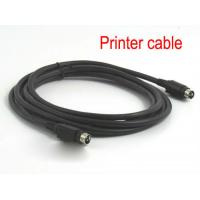 Buy cheap 3pin Hosiden Power Din Cable Male to Male with lock product