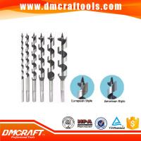 Buy cheap High carbon steel wood auger drill bit from wholesalers