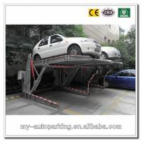 Buy cheap 2000kg China High Quality 2 Sedans Mini Tilting Parking Lifts Cantilever Car Parking Lift product